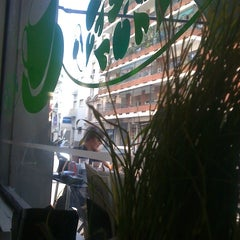 Photo taken at Origen Cafe by Cerebro P. on 3/10/2012