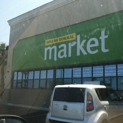 Photo taken at Dollar General by Brittany P. on 4/6/2012
