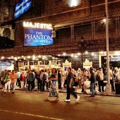 Photo taken at Majestic Theatre by enomicar on 6/27/2012