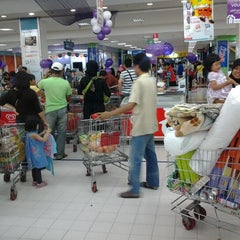 Photo taken at Carrefour by Andy S. on 3/4/2012