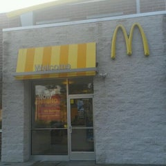 Photo taken at McDonald's by AHMAD V. on 8/4/2012