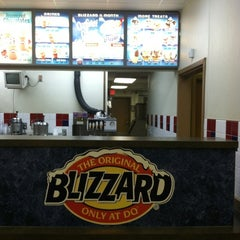 Photo taken at Dairy Queen by Alaina S. on 5/31/2012