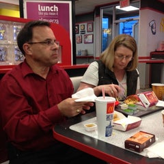 Photo taken at McDonald's by Margaret W. on 4/16/2012