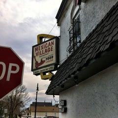 Photo taken at Mexican Village Restaurant by Vince S. on 3/18/2012
