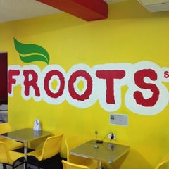 Photo taken at Froots by Isaac R. on 7/9/2012