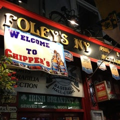 Photo taken at Foley's NY Pub & Restaurant by Tom W. on 9/8/2012