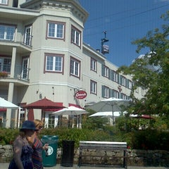 Photo taken at Casey's Grill Bar Mont-Tremblant by Michel D. on 7/13/2012