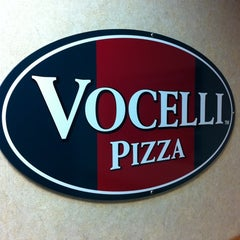 Photo taken at Vocelli Pizza by RobH on 5/15/2012