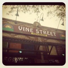 Photo taken at Vine Street Pub & Brewery by Jeremy J. L. on 8/7/2012