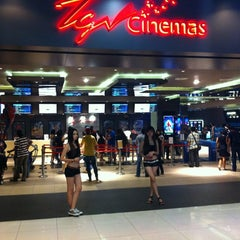 Photo taken at TGV Cinemas by penman on 6/16/2012