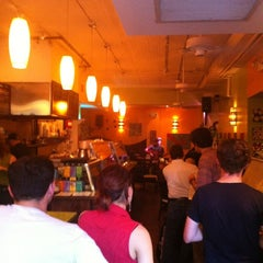 Photo taken at The Path Cafe by Cory M. on 5/31/2012