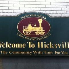 Photo taken at LIRR - Hicksville Station by Michael P. on 9/8/2012