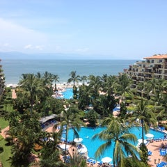 Photo taken at Velas Vallarta by Salvador R. on 7/8/2012