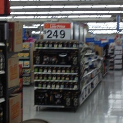 Photo taken at Walmart Supercenter by Chad R. on 9/5/2012