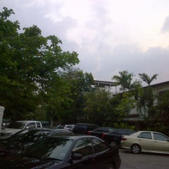 Photo taken at S Apartment by Chotprakorn P. on 3/20/2012