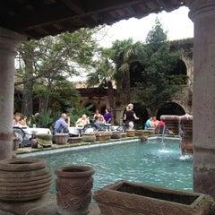 Photo taken at Joe T. Garcia's by Eric B. on 3/18/2012