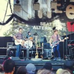 Photo taken at Marymoor Amphitheatre by Alex on 8/26/2012
