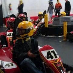 Photo taken at K1 Speed by Chris B. on 2/20/2012