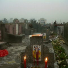 Photo taken at Tempat pemakaman marga LIM by Chelynn L. on 8/25/2012