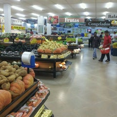 Photo taken at Unissul Supermercados by Renato G. on 5/5/2012