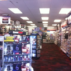 Photo taken at GameStop by ColombiasFinest on 8/26/2012