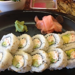 Photo taken at SanSai Japanese Grill by Esmie L. on 6/12/2012