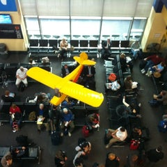 Photo taken at Westchester County Airport (HPN) by Anand P. on 4/10/2012