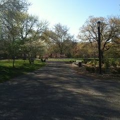 Photo taken at McCarren Park by CW on 4/7/2012