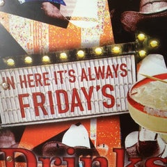 Photo taken at TGI Fridays by Susan E. on 4/8/2012