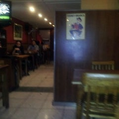Photo taken at El Grille by Mario L. on 2/22/2012