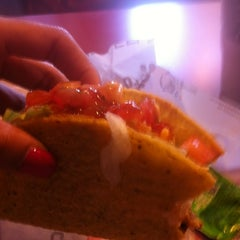 Photo taken at Taco Bell by Anya M. on 5/30/2012