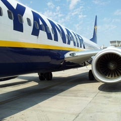 Photo taken at London Stansted Airport (STN) by Nicola R. on 8/13/2012