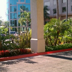Photo taken at Homewood Suites Hilton - Anaheim by Jason B. on 8/7/2012