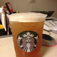 Photo taken at Starbucks by Stephanie C. on 3/14/2012