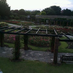 Photo taken at Southsea Rose Garden by Ruth Thunderwhistle G. on 8/17/2012