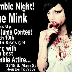 Photo taken at The Mink by Philip S. on 3/11/2012