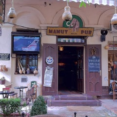 Photo taken at Mamut by Ivan K. on 4/22/2012