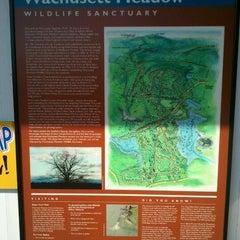 Photo taken at Mass Audubon Wachusett Meadow Wildlife Sanctuary by Brian B. on 3/11/2012