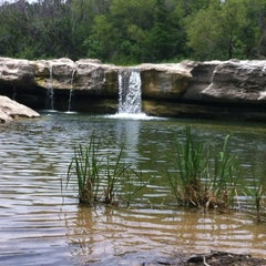 Photo taken at McKinney Falls State Park by Andrea S. on 6/7/2012