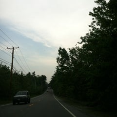Photo taken at Route 110 West In Westford by Justin W. on 5/29/2012