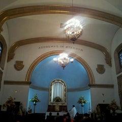 Photo taken at Convento de las Hermanas Misioneras Eucarísticas by Tarizh on 6/24/2012