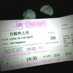 Photo taken at UA Cityplaza UA太古城中心 by Minako C. on 4/1/2012