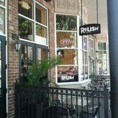 Photo taken at Relish Downtown by Michelle L. on 8/24/2012