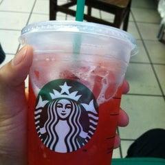 Photo taken at Starbucks by Aaron on 8/7/2012