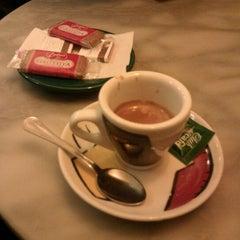 Photo taken at Cafè Novell by Cristina T. on 3/16/2012