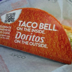 Photo taken at Taco Bell by Katie S. on 3/19/2012