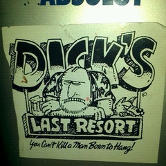 Photo taken at Dick's Last Resort by Ed C. on 4/15/2012