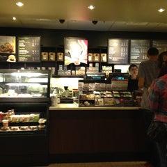 Photo taken at Starbucks by Ghadeer on 8/14/2012