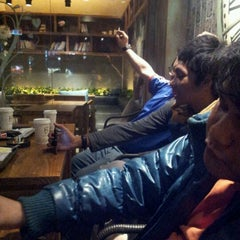 Photo taken at 카페베네 / Caffé bene by Kadak A. on 2/13/2012