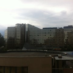 Photo taken at Интерпред СТЦ (Interpred WTC) by Pavel Y. on 8/27/2012